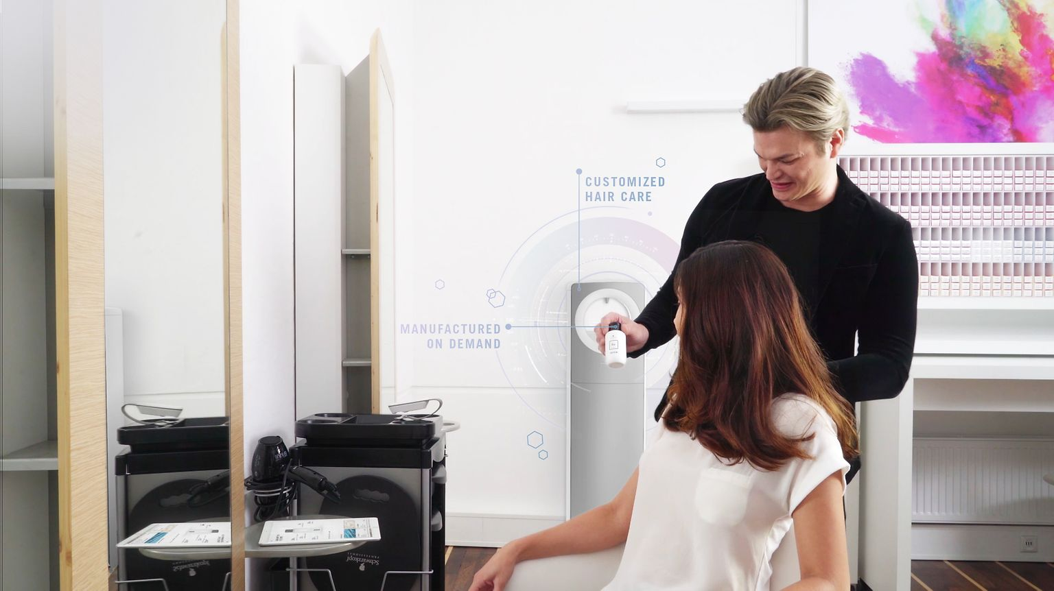 SalonLab Customizer